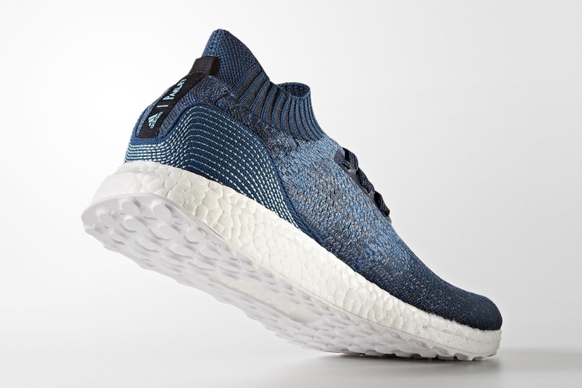 eeeba5dc7 This Parley for the Oceans x adidas UltraBOOST Uncaged Drops Next ...