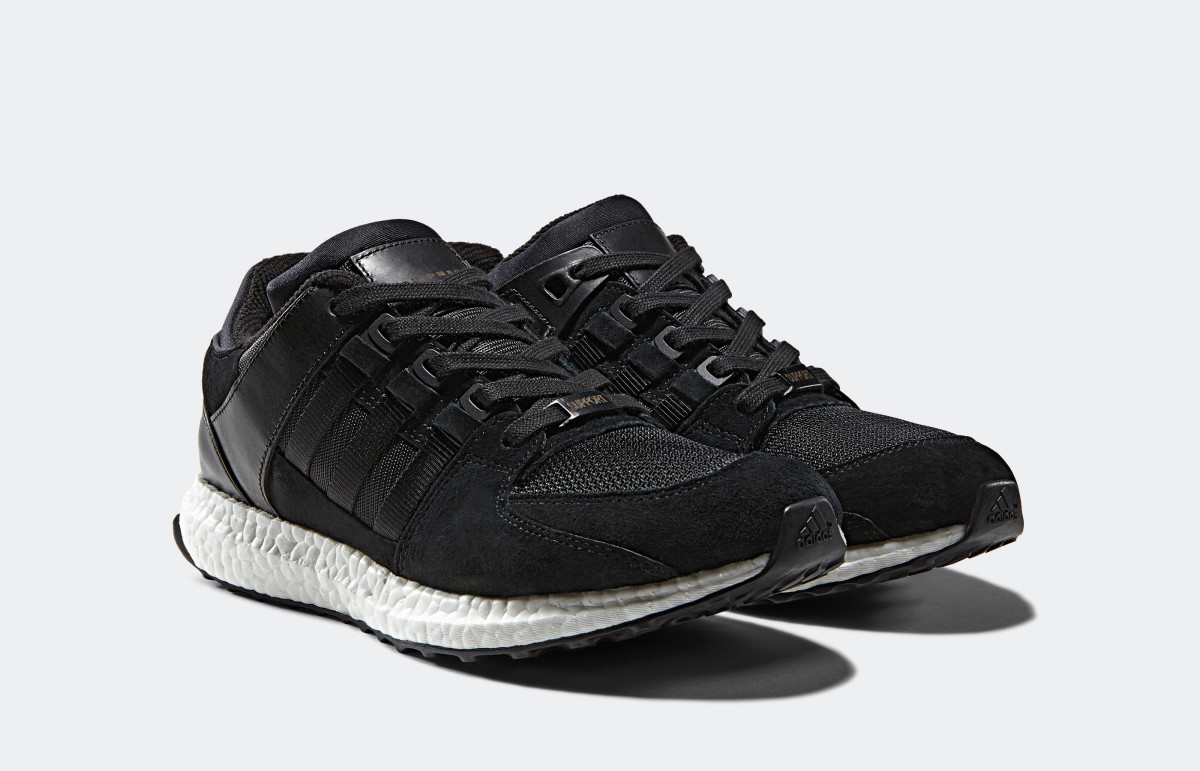 f55840f2dc43 adidas Originals Unveils EQT Milled Leather Pack - Freshness Mag