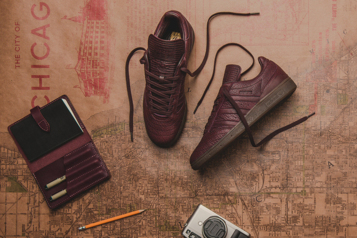 a7df5ba63 The adidas Busenitz Is Set to Launch in a Premium Horween Leather ...