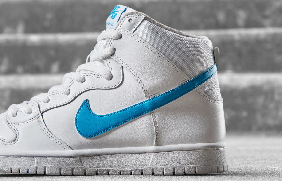 255baa66245c Nike SB Brings Back Richard Mulder's Dunk in High-Top Form ...