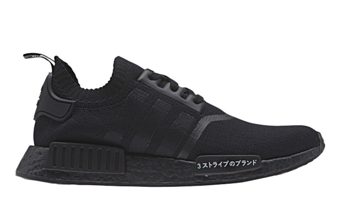 894213120b82d Triple Black and Triple White Colorways of the adidas NMD R1 Arrive ...