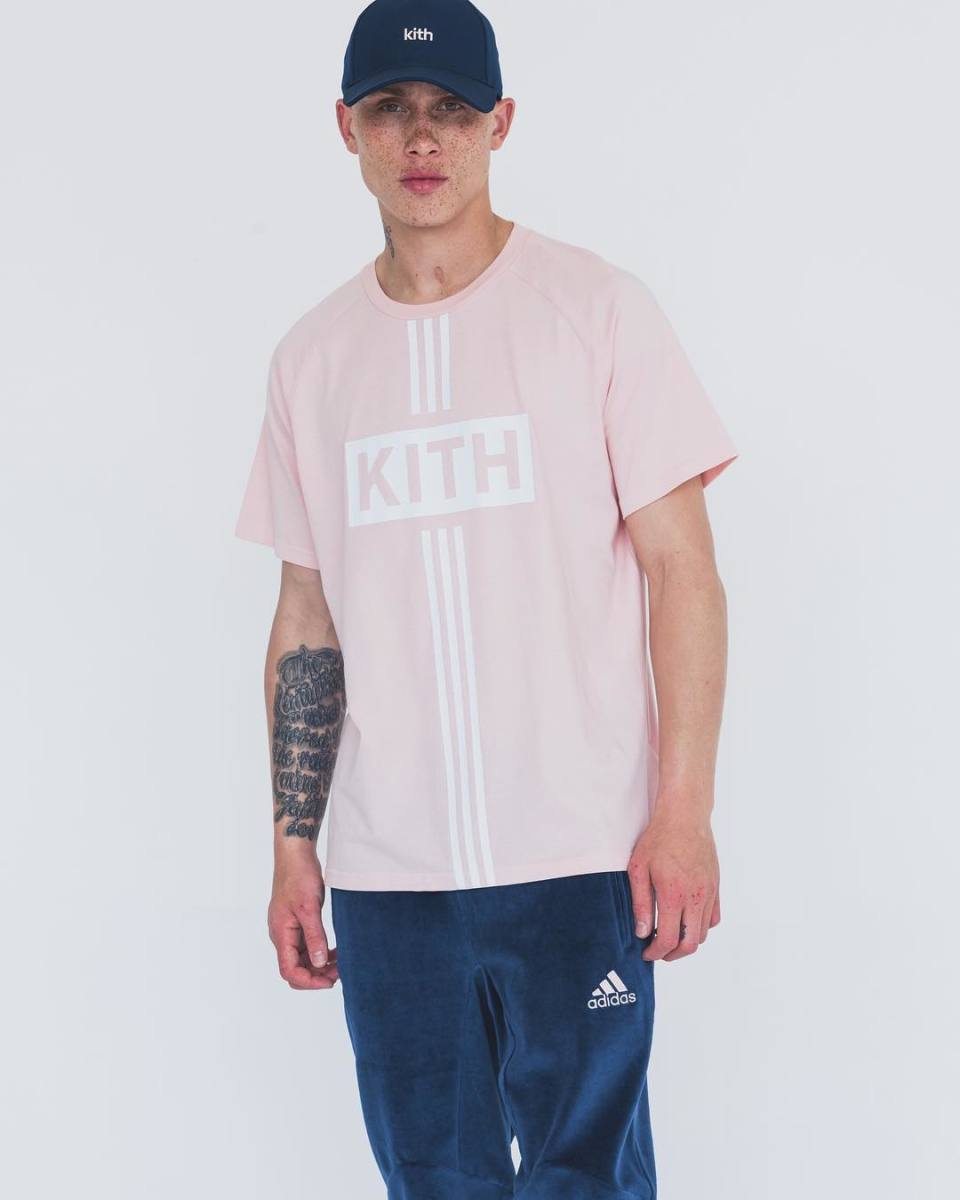 timeless design cc968 4ec6b Ronnie Fieg Reveals More From the Upcoming Kith x adidas ...