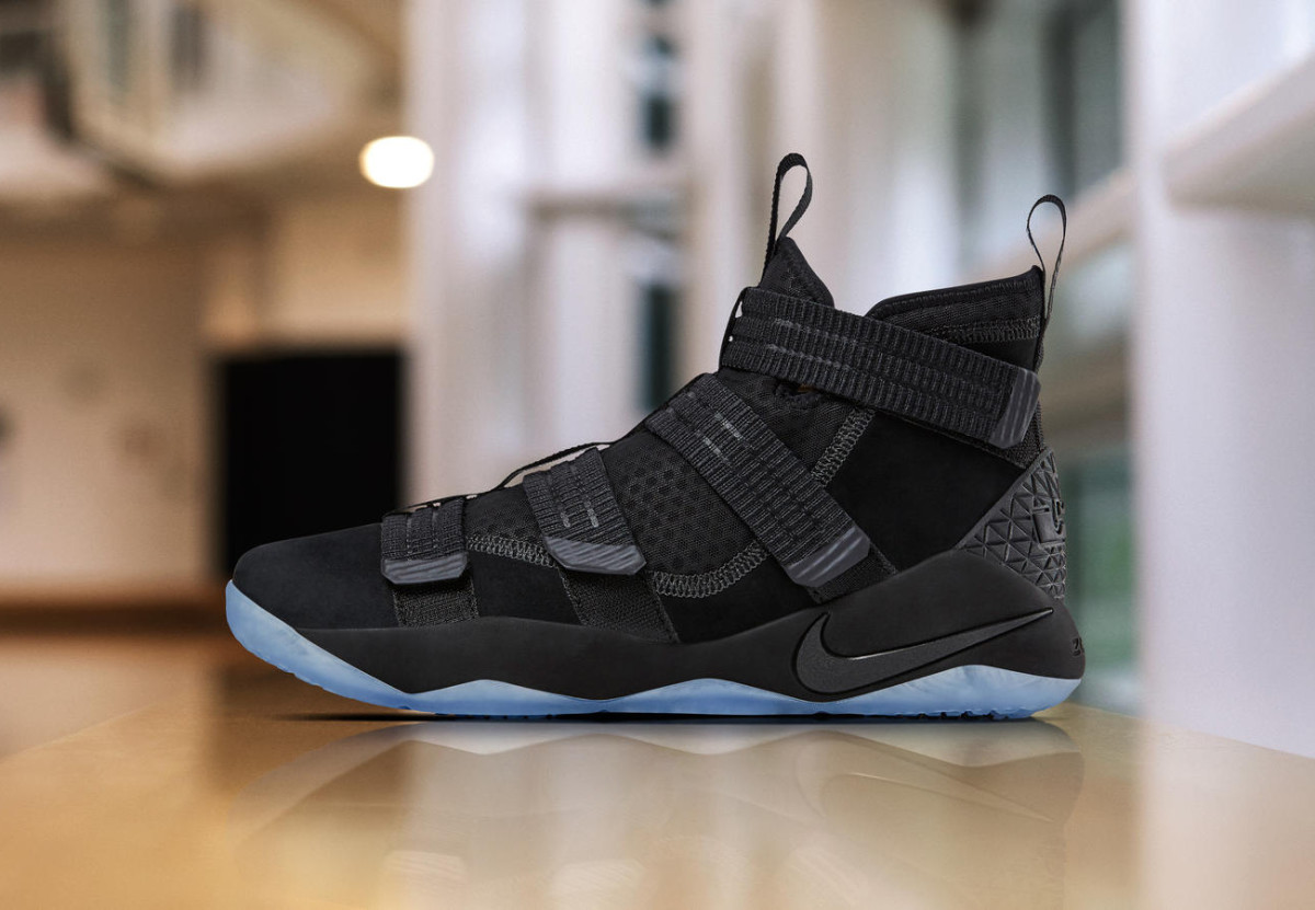 0b435a0ff1e2 Nike Unveils the LeBron Soldier 11
