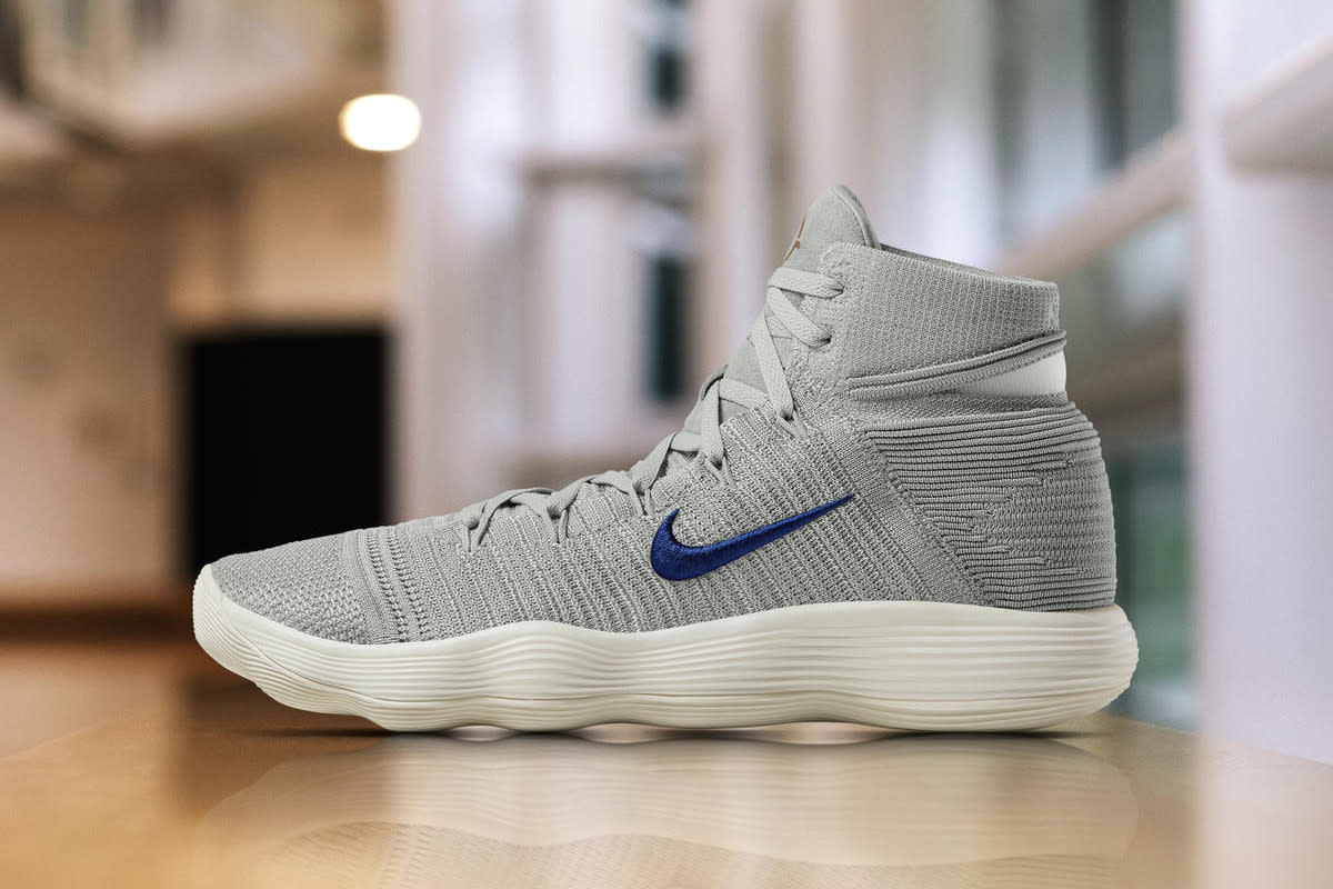 1d1c297fa7c0 Nike Unveils the React Hyperdunk 2017 Flyknit - Freshness Mag