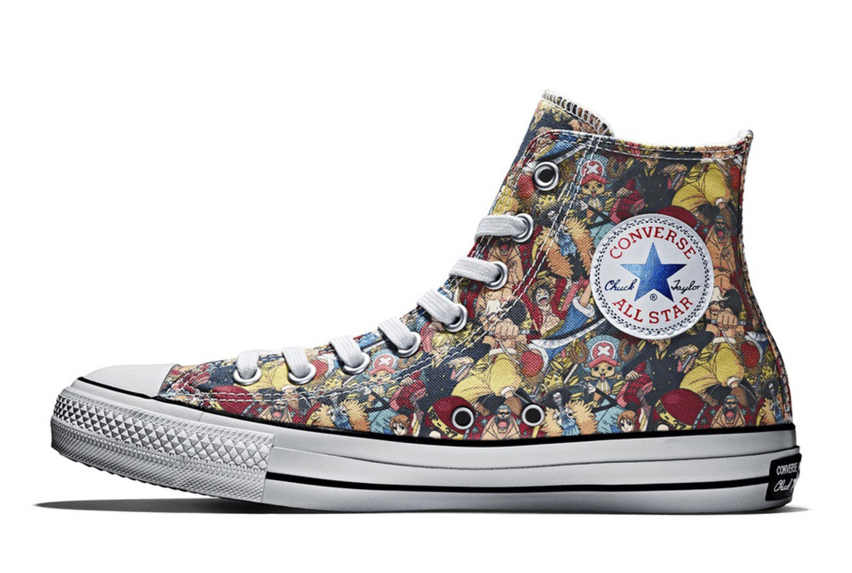 Converse Previews A Special Edition Quot One Piece Quot Chuck