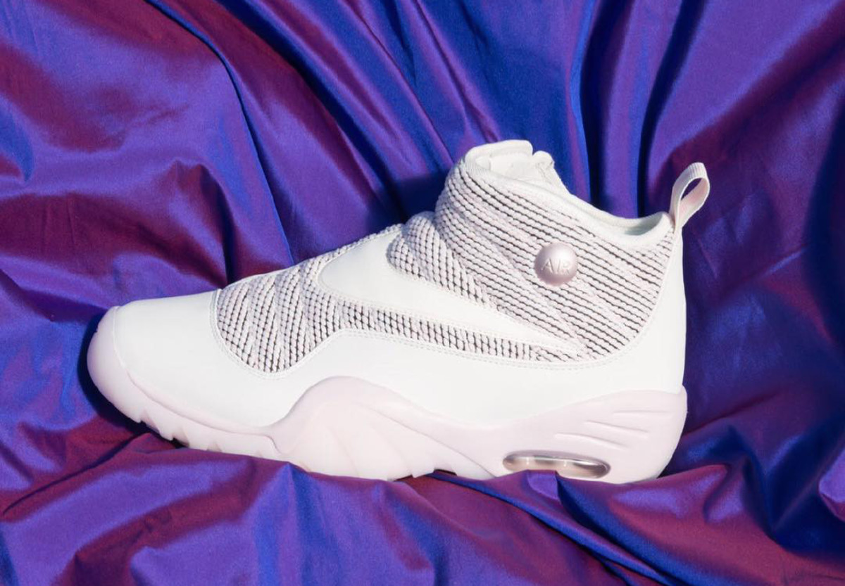 d41a2ea1da88 Pigalle Previews a Soft Pink Colorway of its Nike Air Shake ...