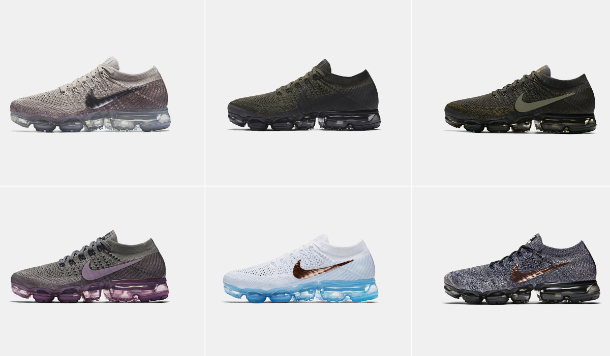 89fd9fa2c2 Nike Previews Upcoming Colorways of the Air VaporMax - Freshness Mag