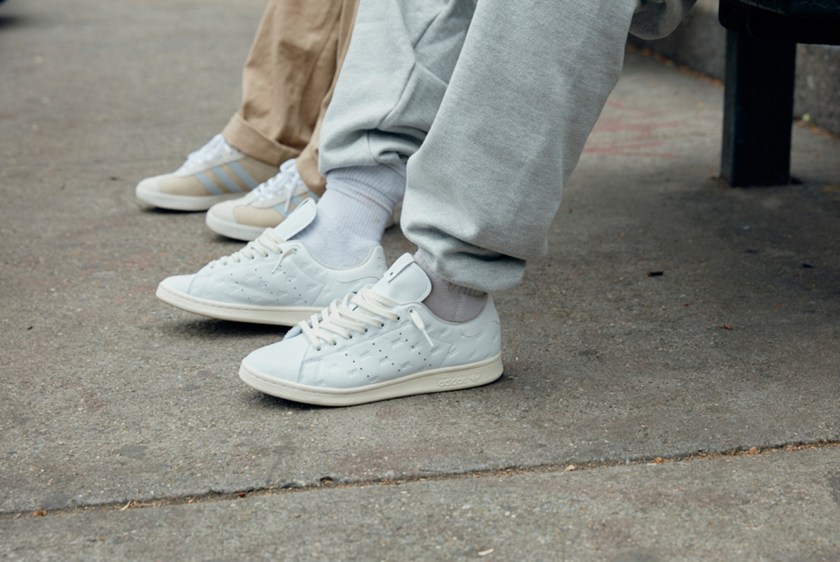 new styles d3970 ee5e0 ALIFE & Starcow Deliver Two Iconic adidas Models for the ...