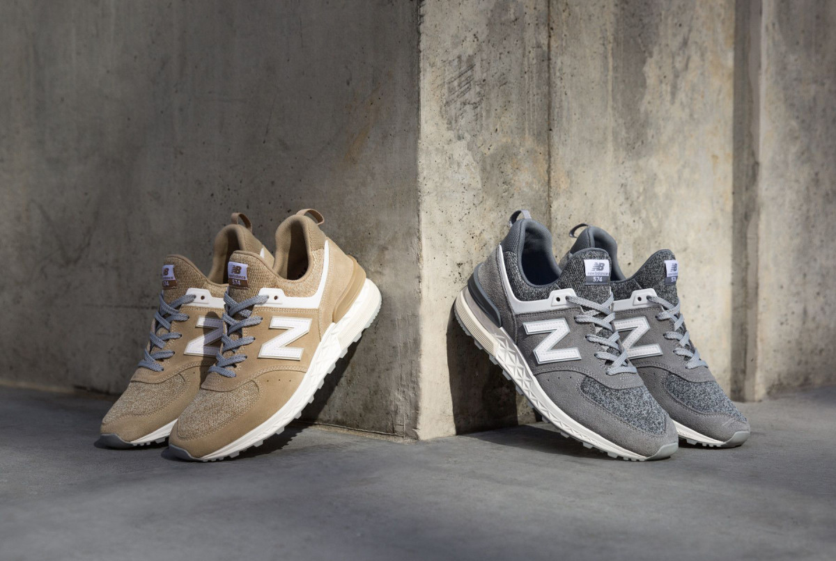 c75d7471f8b New Balance Previews Upcoming 574 Sport Colorways - Freshness Mag
