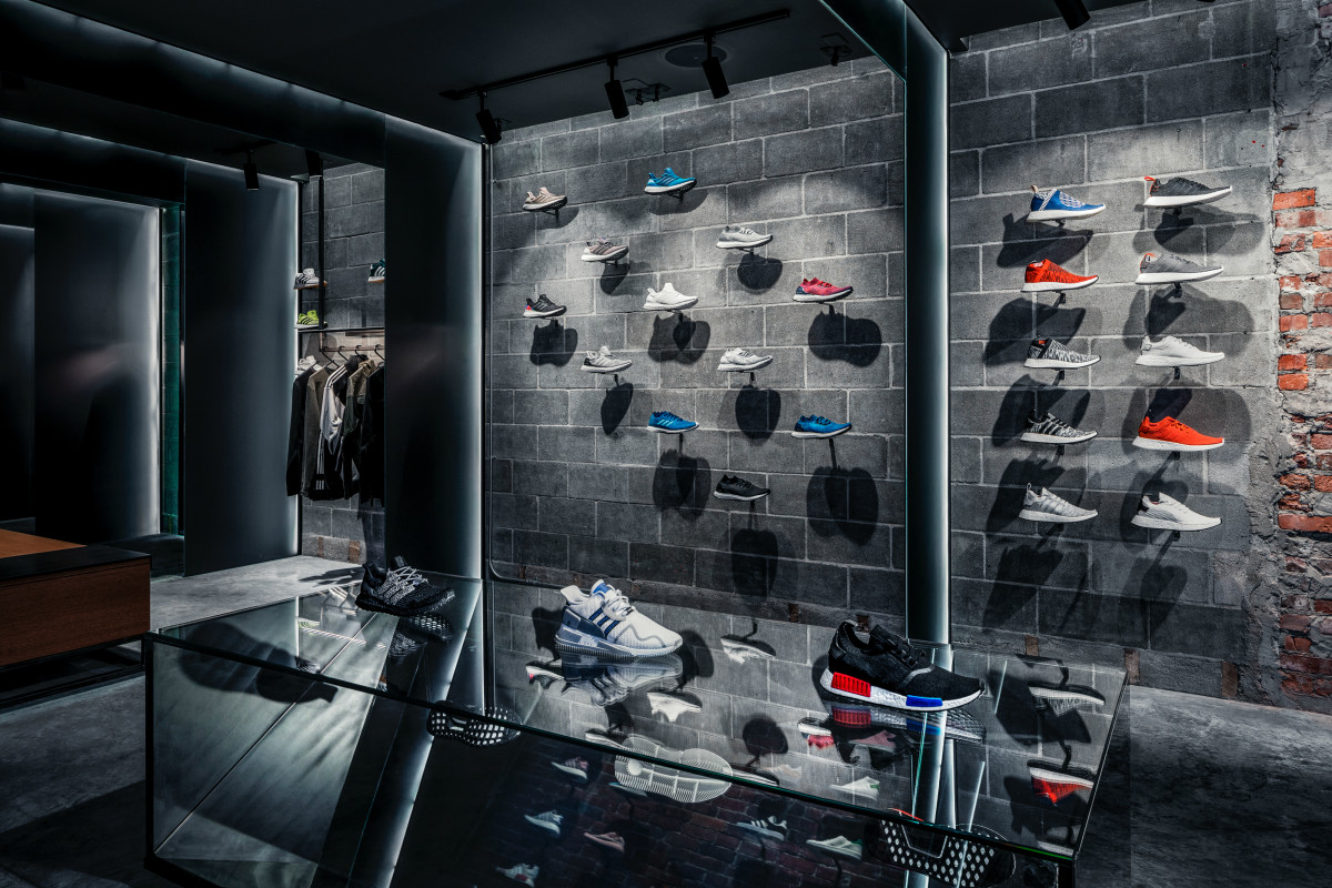 Adidas Amp Concepts Launch Co Curated Shop In Boston