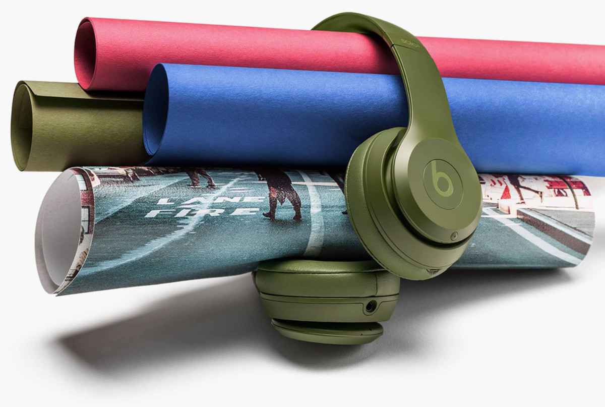 84d6daeefd2 Image via: Beats by Dre. Image via: Beats by Dre. Beats by Dre has launched  The Neighborhood Collection, featuring the Solo3 Wireless On-Ear Headphones  ...