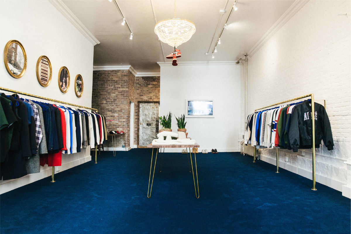 Aimé Leon Dore's NYC Concept Shop Is Newly Curated With Fall/Winter 2017 Collection