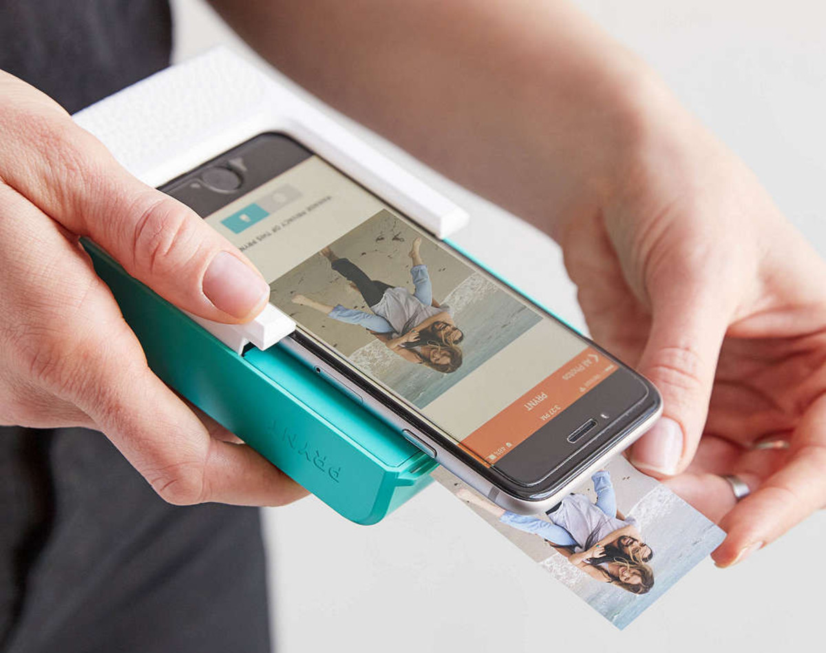 release date: f6f6f 4d72c Turn Your iPhone into an Instant Camera With the Prynt Case ...