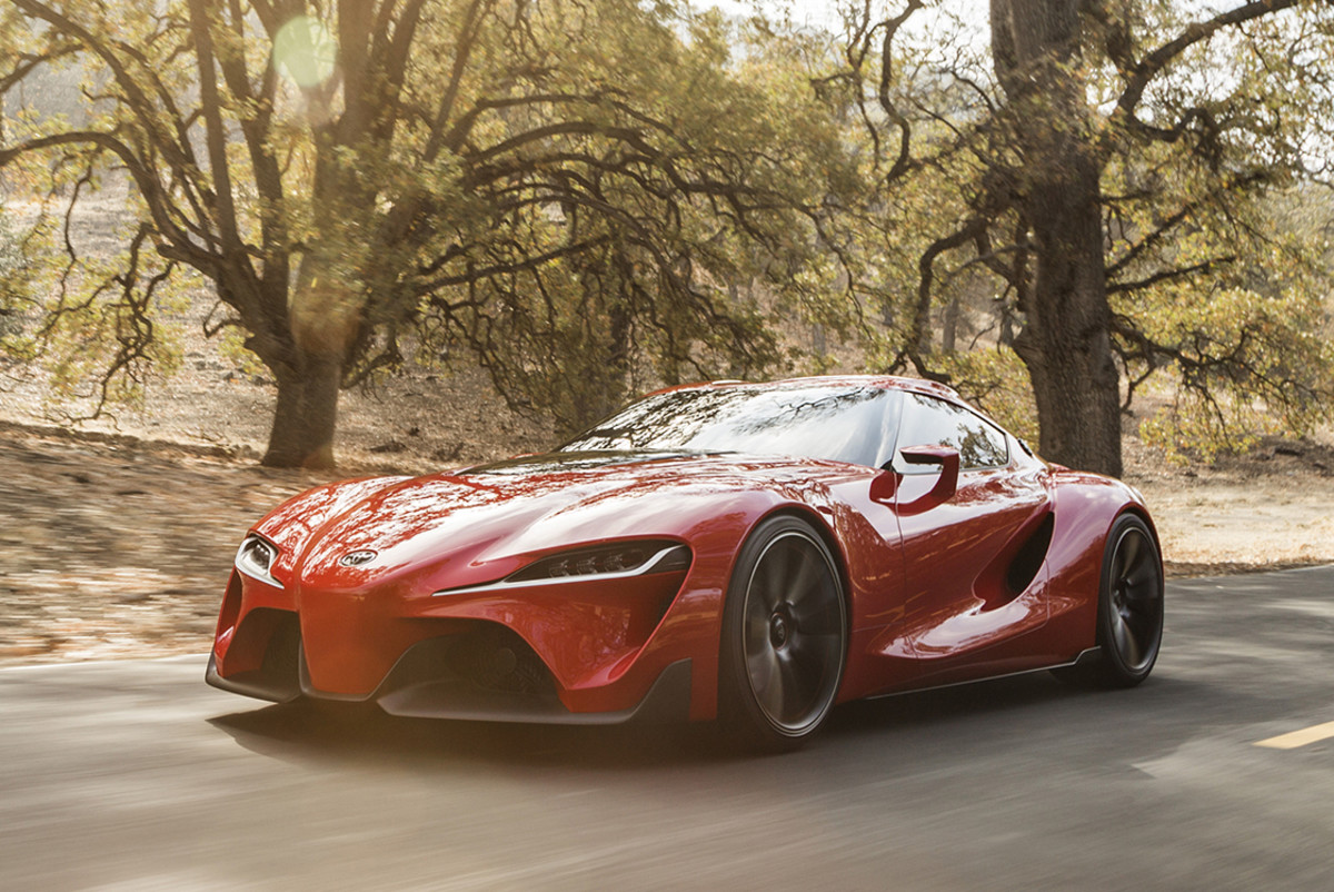 Lifted Toyota Tacoma >> The Toyota Supra Is Poised to Return in 2018 - Freshness Mag