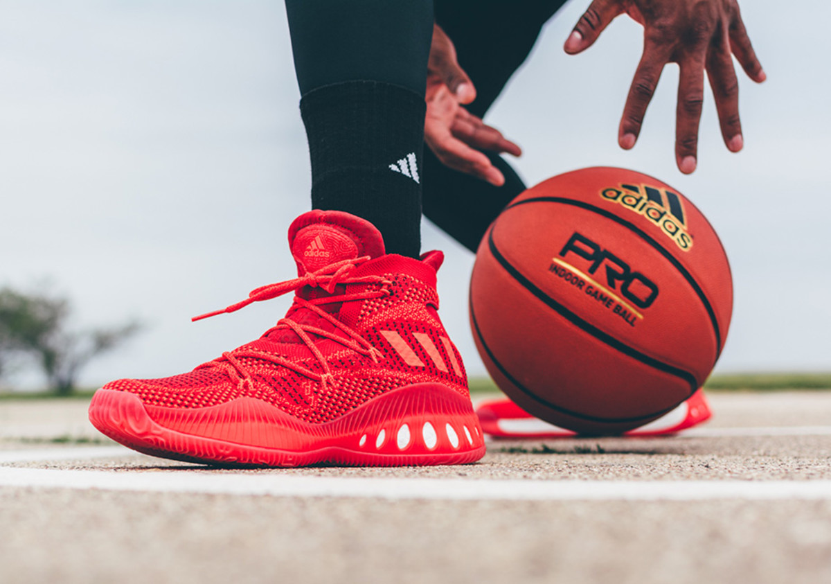 adidas Basketball Unveils the Crazy Ghost | HYPEBEAST