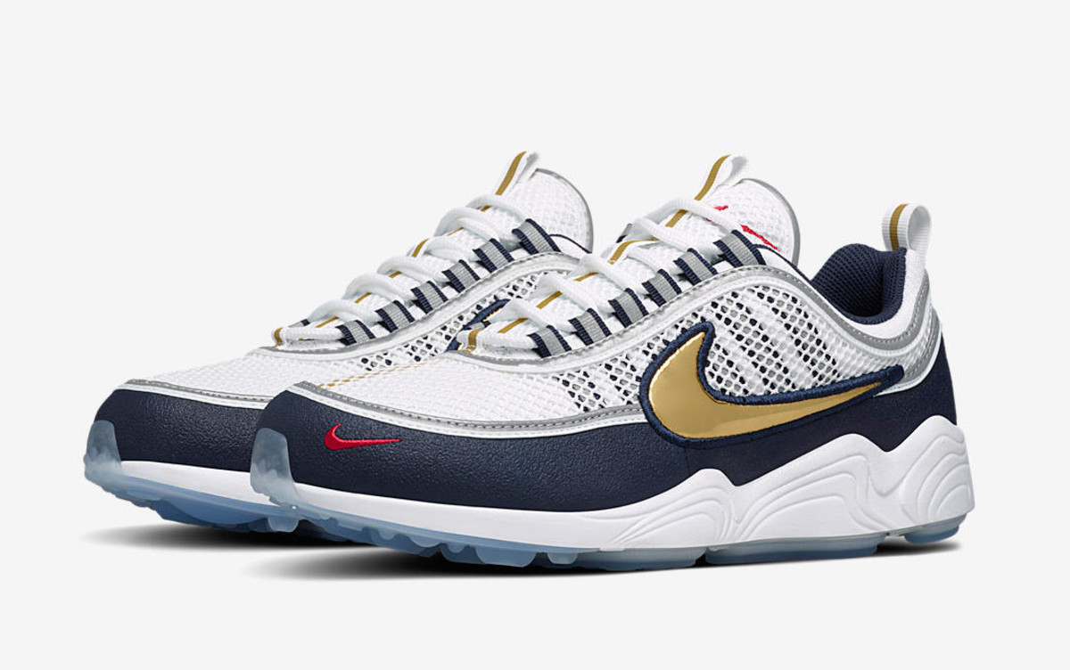 The NikeLab Air Zoom Spiridon Goes for the Gold - Freshness Mag 329568b096c1