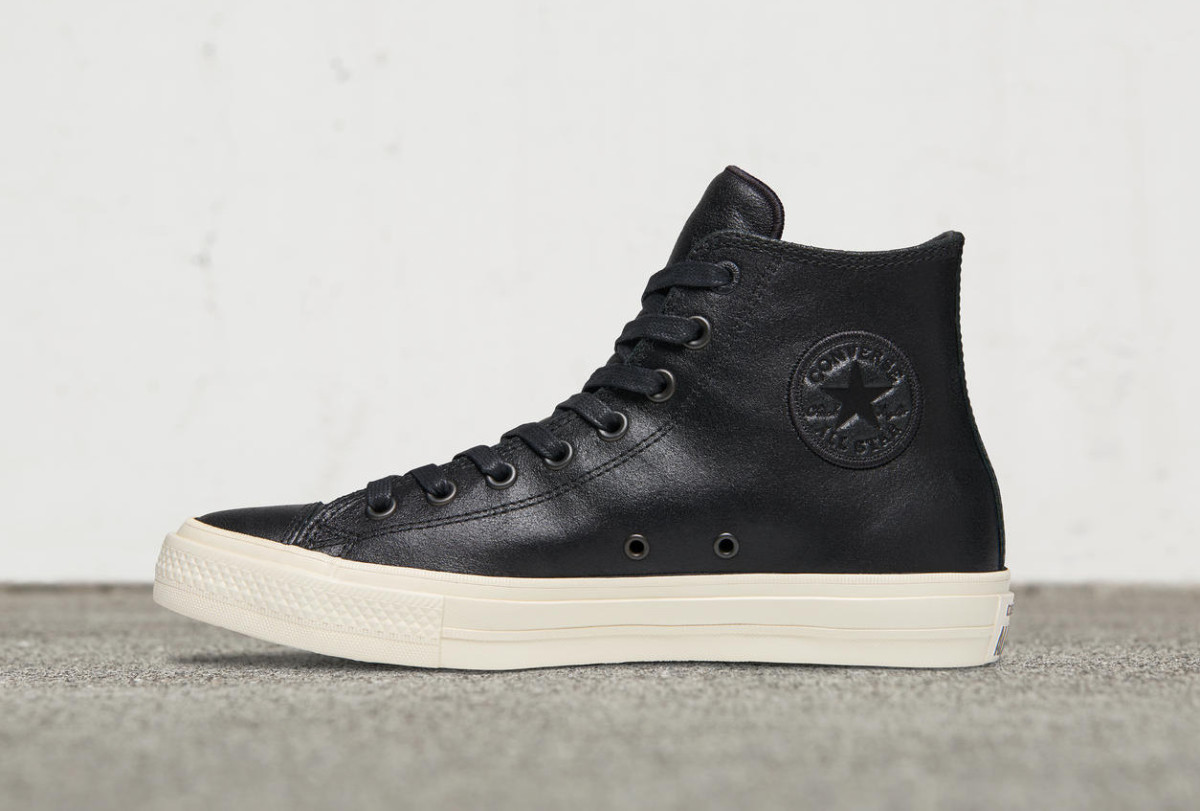 a770b86c91fc John Varvatos Updates the Converse Chuck Taylor II With Coated ...