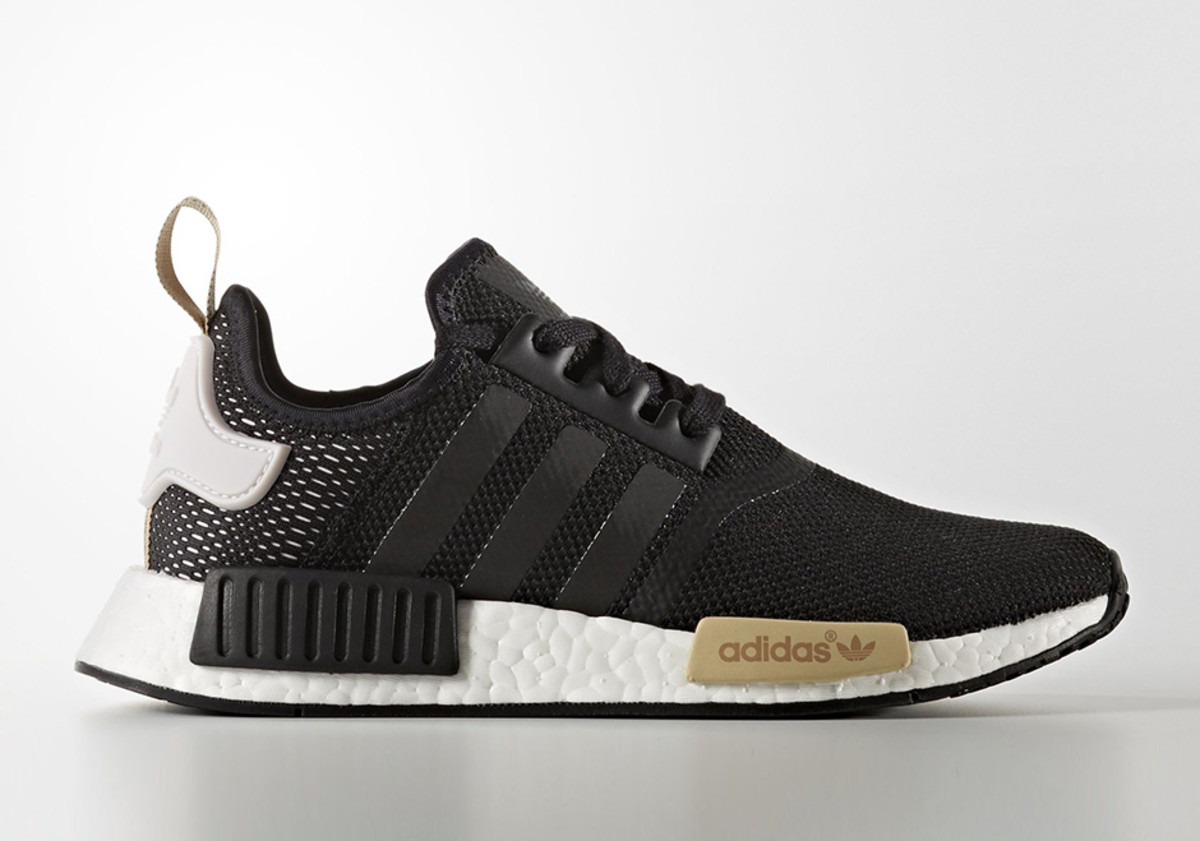 This Stellar Black   Gold adidas NMD Runner Arrives in 2017 ... a17f2d488f70