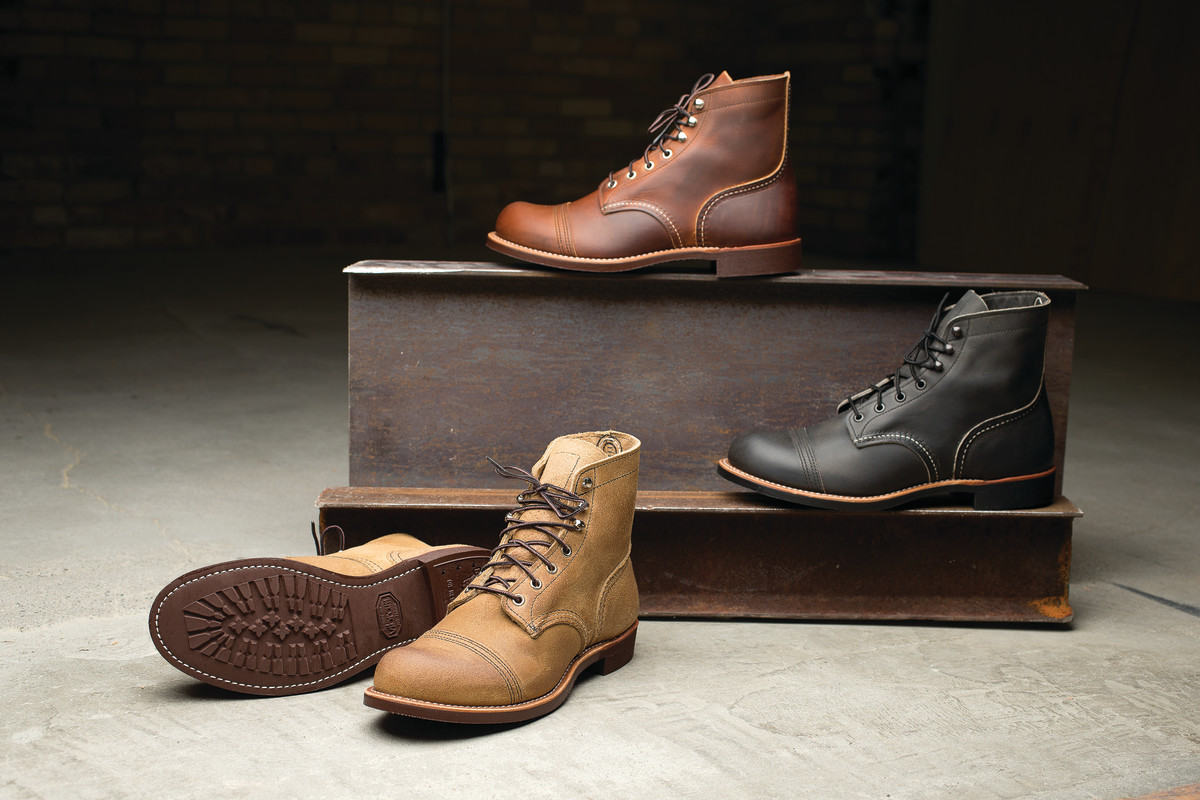 Red Wing Heritage Updates The Iron Ranger Freshness Mag