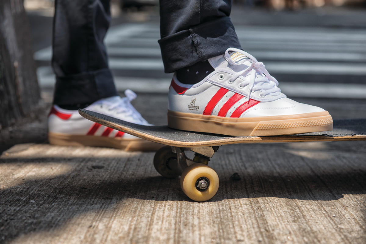 online store 08a71 4a385 ... Image via adidas official photos f6699 79cc5 Adidas Skateboarding Adi-Ease  Premiere - Sneakers ...
