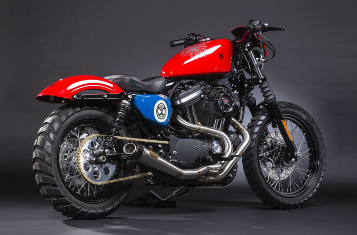 Harley Davidson Made 25 Custom Motorcycles Inspired By