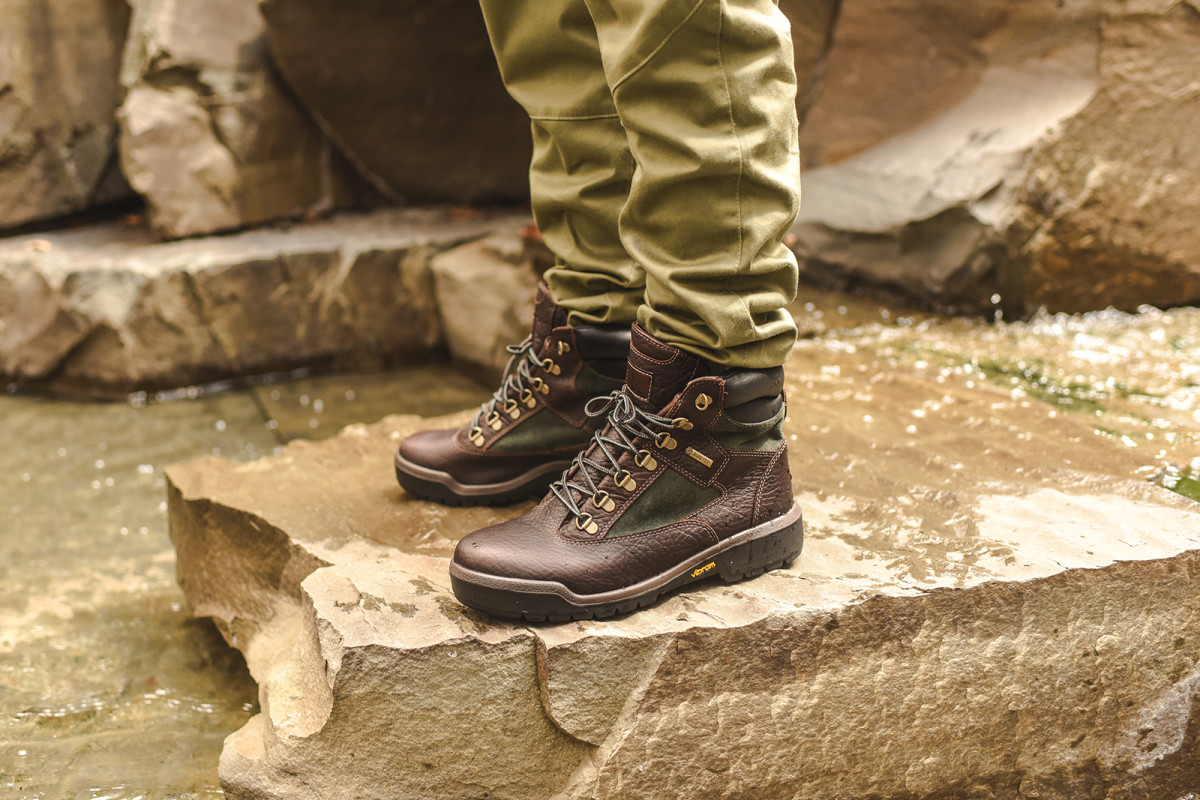 wholesale dealer bb3df 80f50 Kith Debuts the Timberland Field Boot