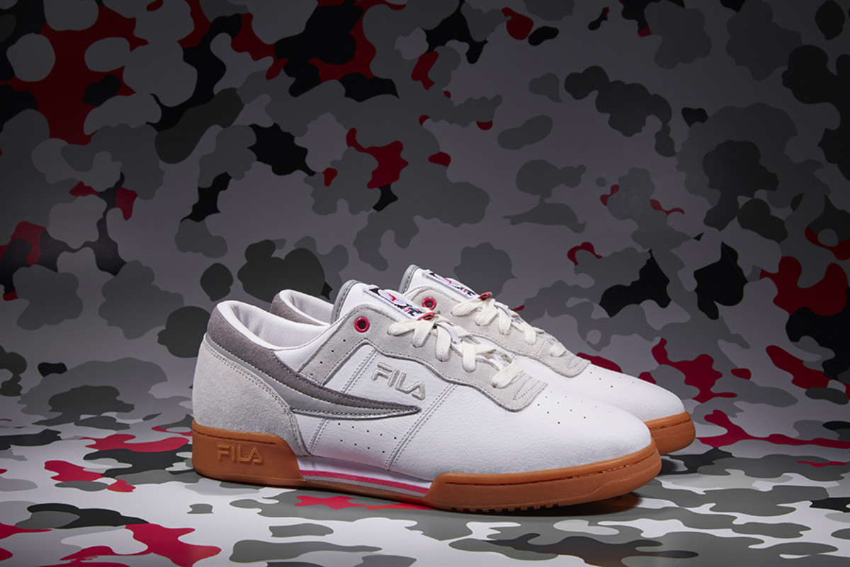 FILA & Staple Join Forces on a Massive Footwear