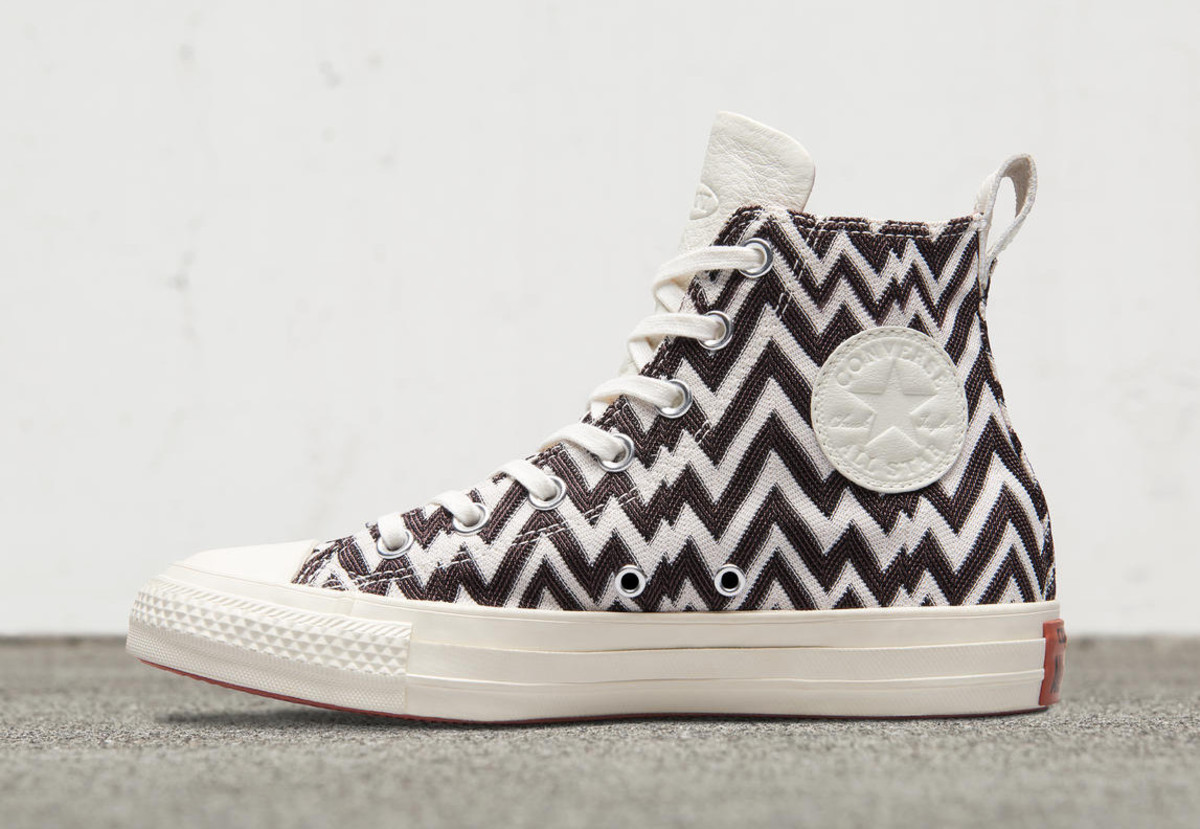 6390acbade Converse Unveils New Missoni Collaboration - Freshness Mag