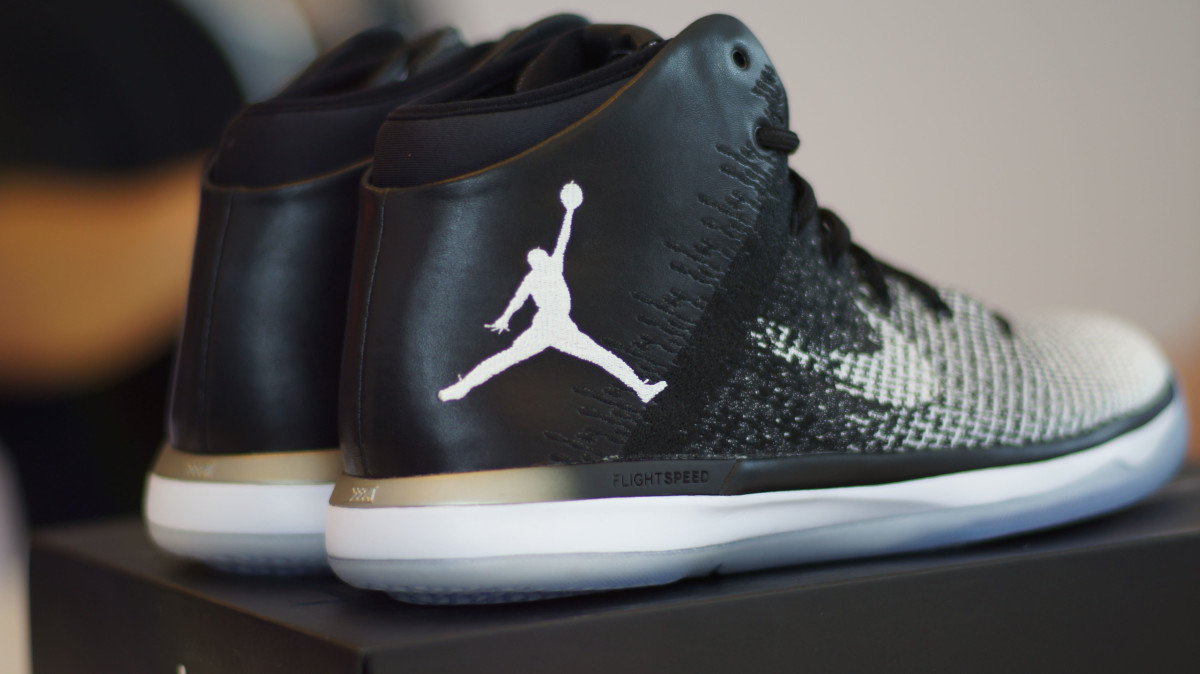 """Russell Westbrook Cars >> The Air Jordan XXXI """"Fine Print"""" References Michael's First Nike Contract - Freshness Mag"""