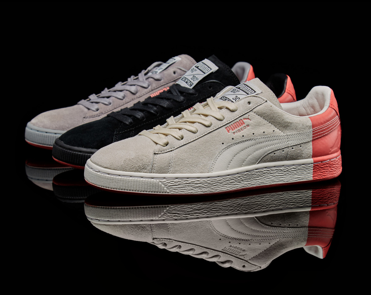 85baee91d2f1 staple puma clyde suede pigeon global release info