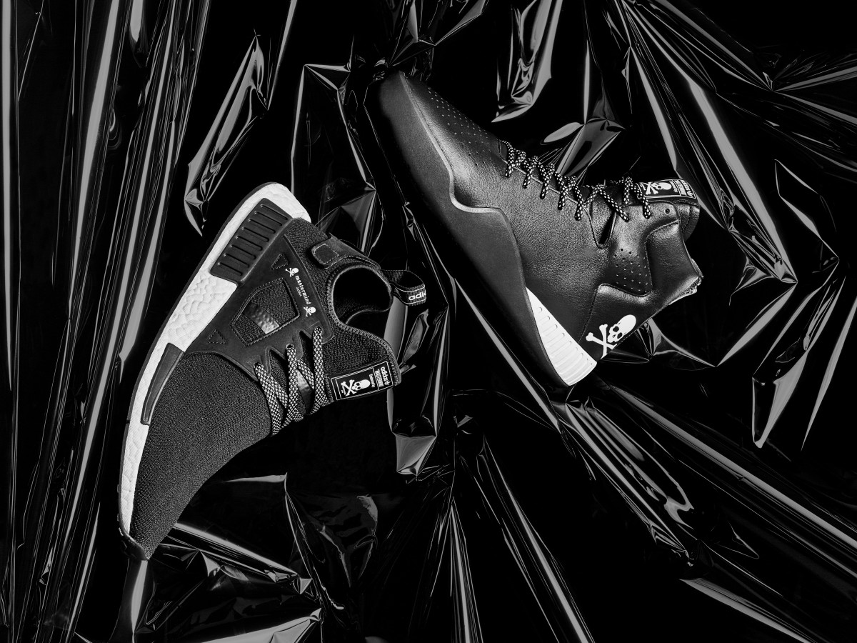 A Closer Look at adidas Originals by mastermind JAPAN Collection