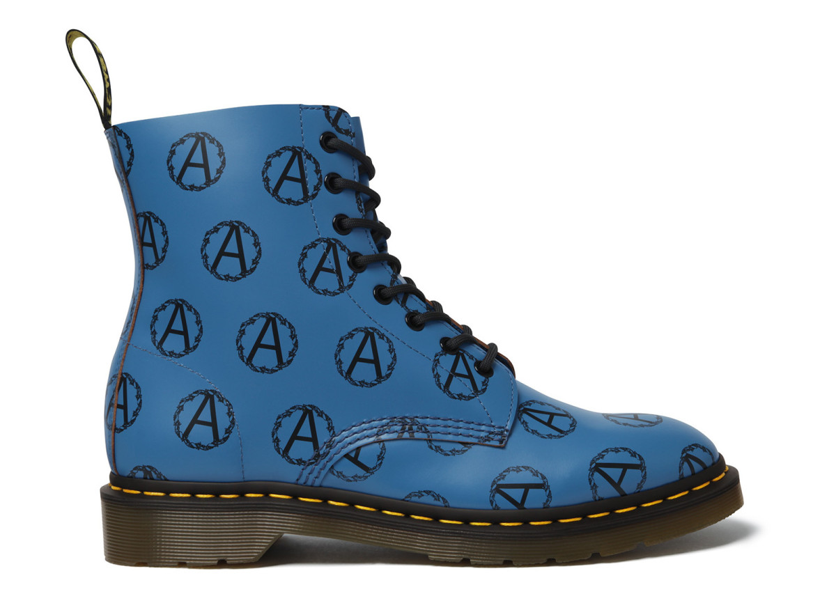 The Supreme X UNDERCOVER X Dr  Martens Footwear Collaboration Is