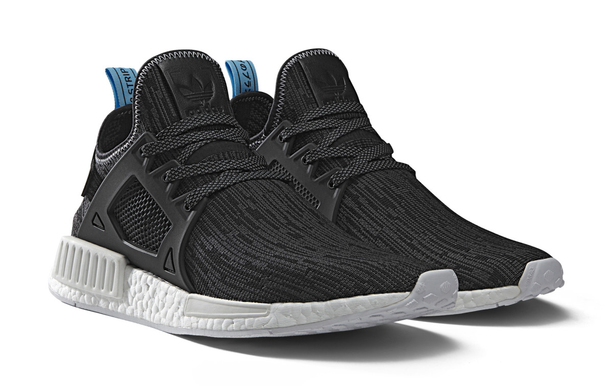 Adidas originals Nmd Xr1 Og Primeknit Sneakers in Black Lyst