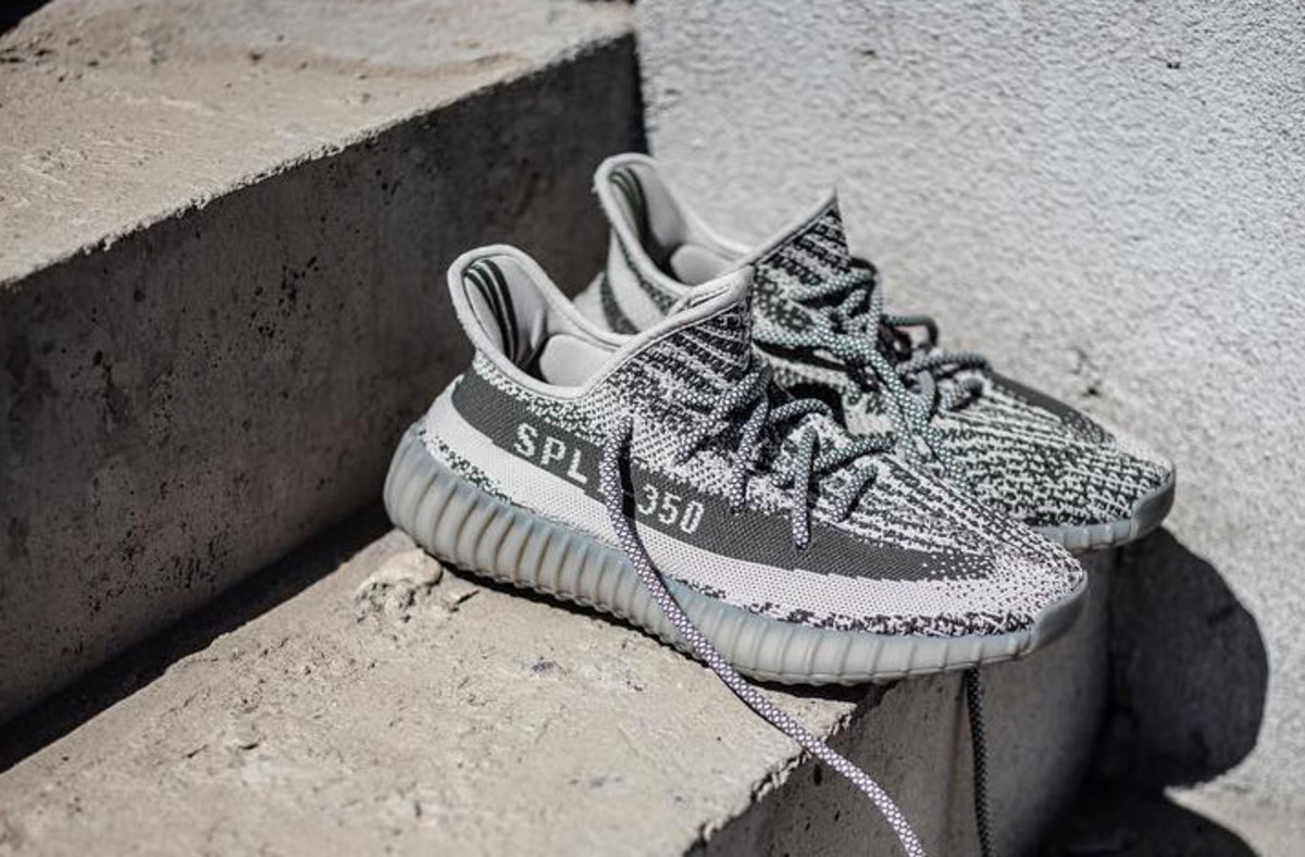 online retailer 6a368 832af A First Look at the All Grey adidas Yeezy Boost 350 V2 ...