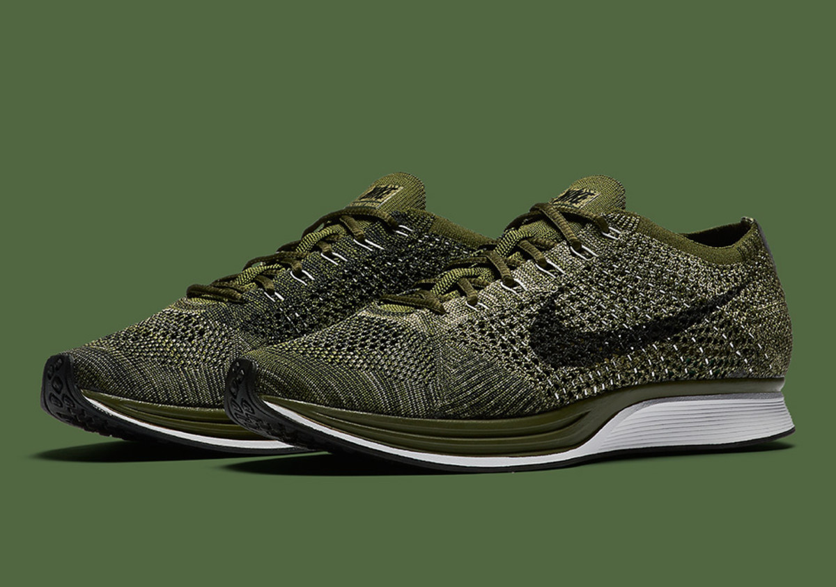 a82336a26475 Image via  Sneaker News. Image via  Sneaker News. The recent revival of Nike s  popular Flyknit Racer continues with this upcoming