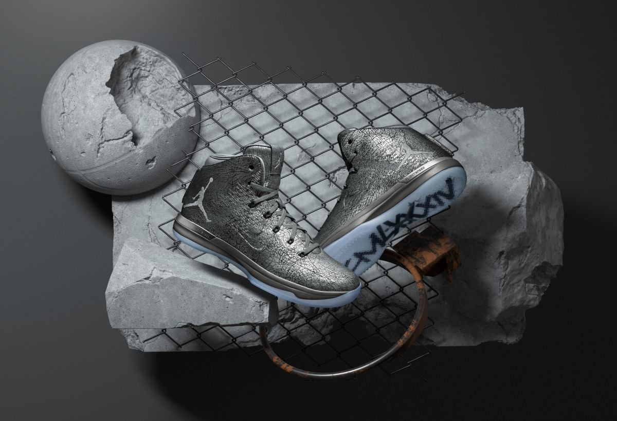 online retailer af37f 4f2e6 Jordan Brand Unleashes the Air Jordan XXXI