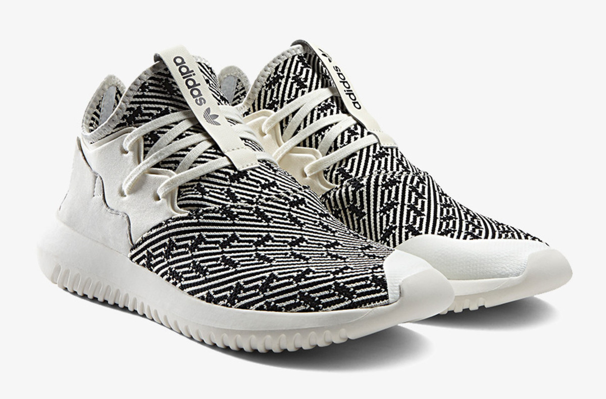 The adidas Tubular Entrap Arrives in Patterned