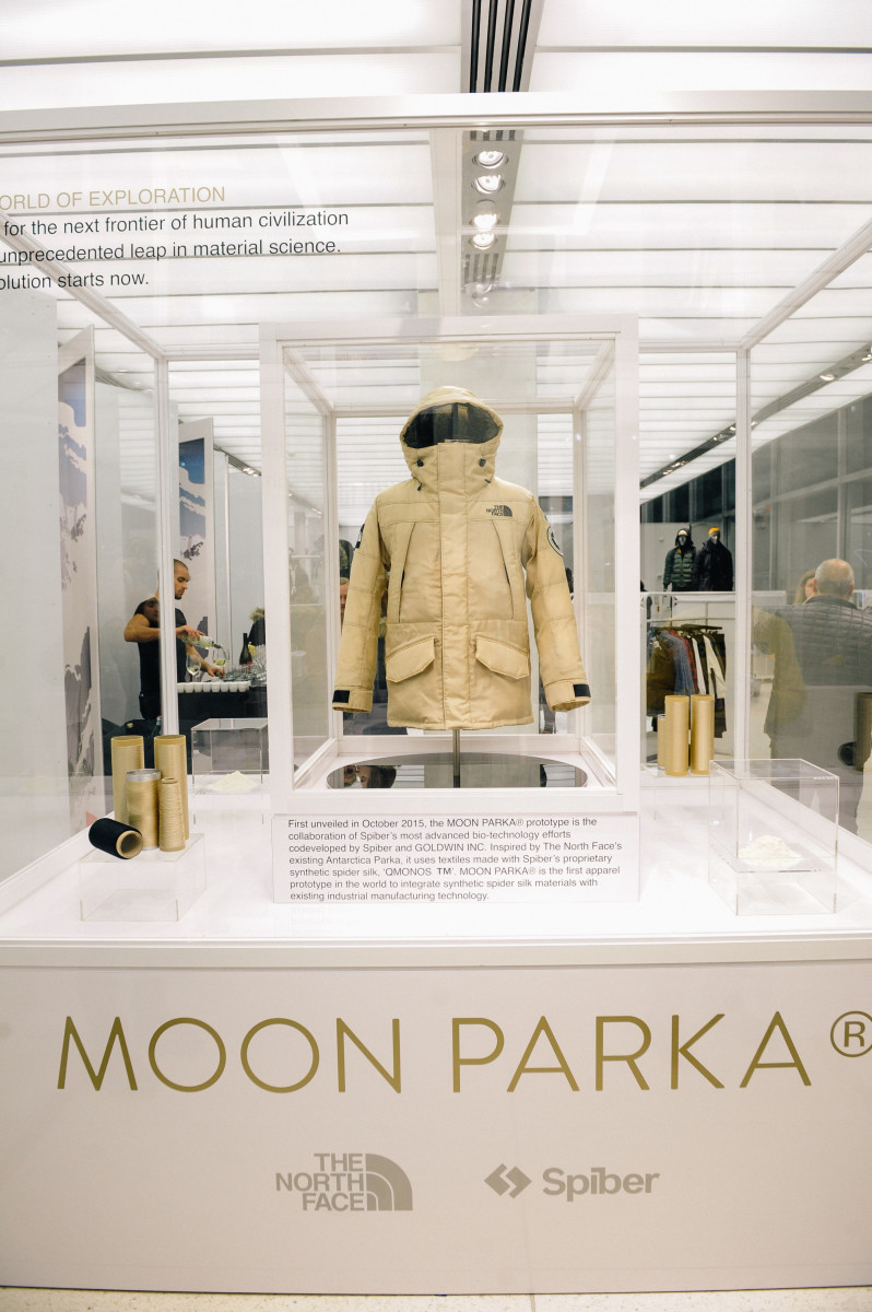 f977db7b8 The North Face Unveils the Moon Parka & Japan Collections in the ...
