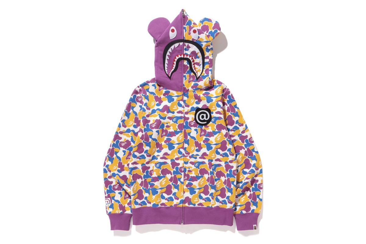 BAPE Celebrates New Los Angeles Store With a MEDICOM TOY ... 64a8b16db
