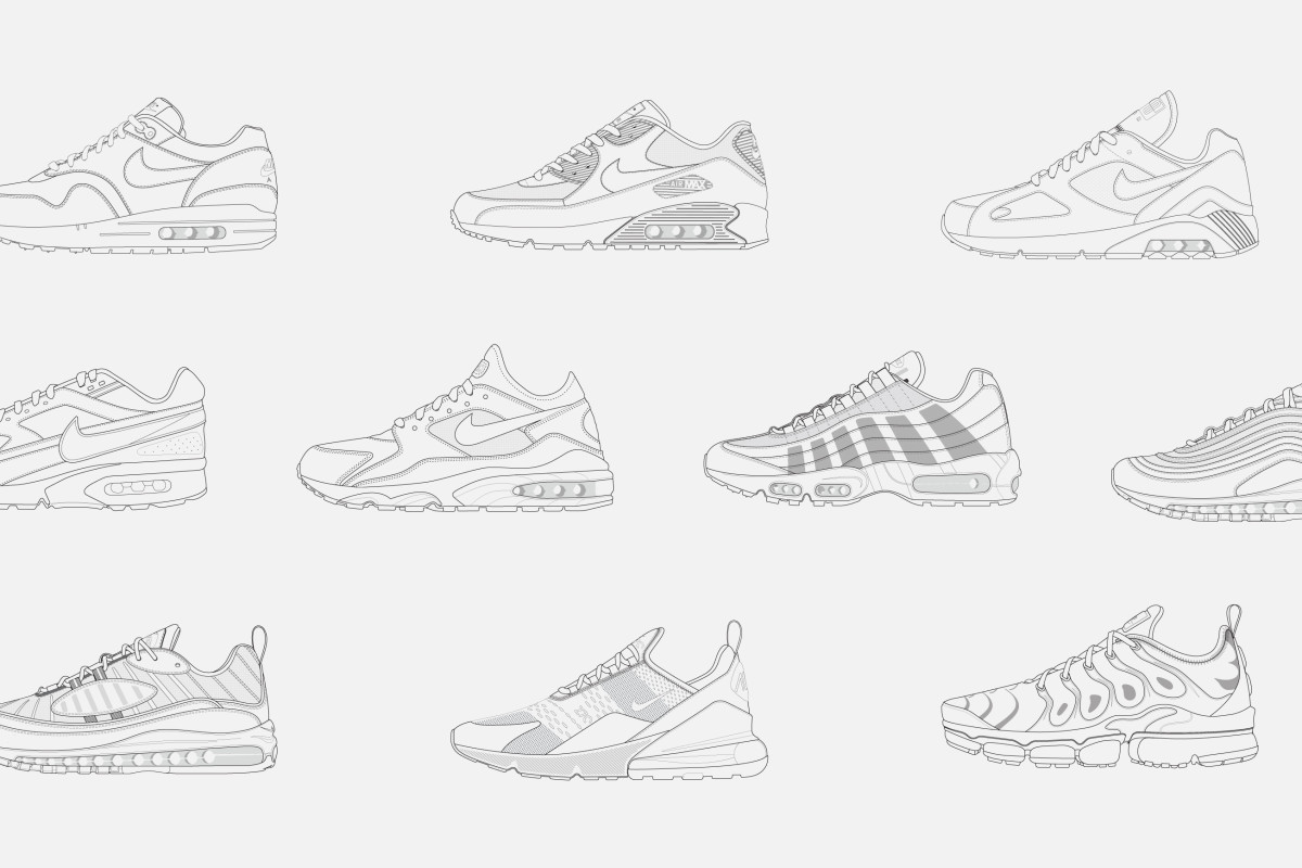 Sneaker Design | Nike Is Launching Sneaker Design Workshops In Select Cities For Air