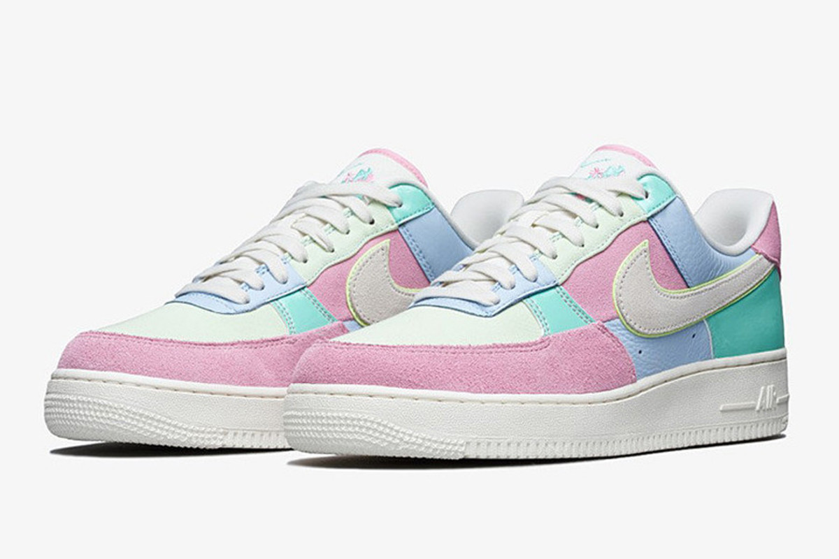 the nike air force 1 easter is arriving late this year freshness mag