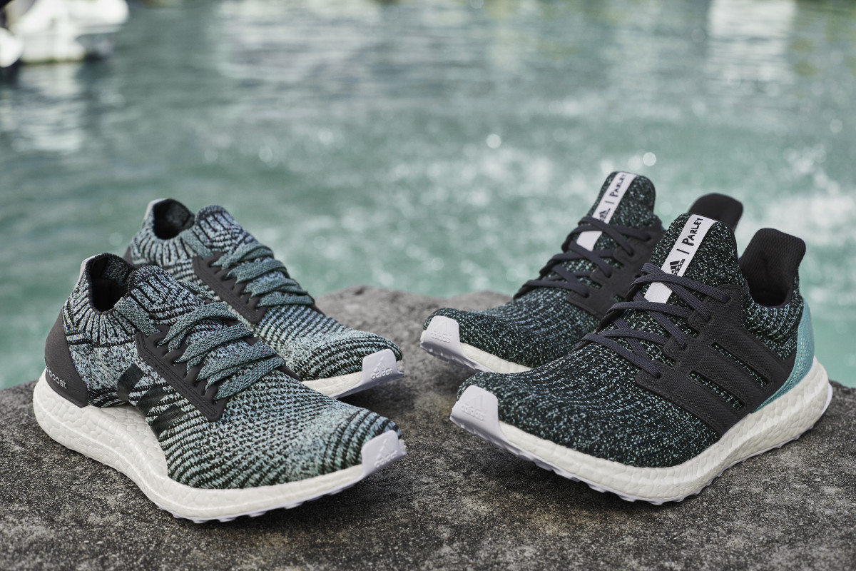 premium selection 0ef64 875c3 The Build on the New Parley x adidas UltraBOOST Is ...