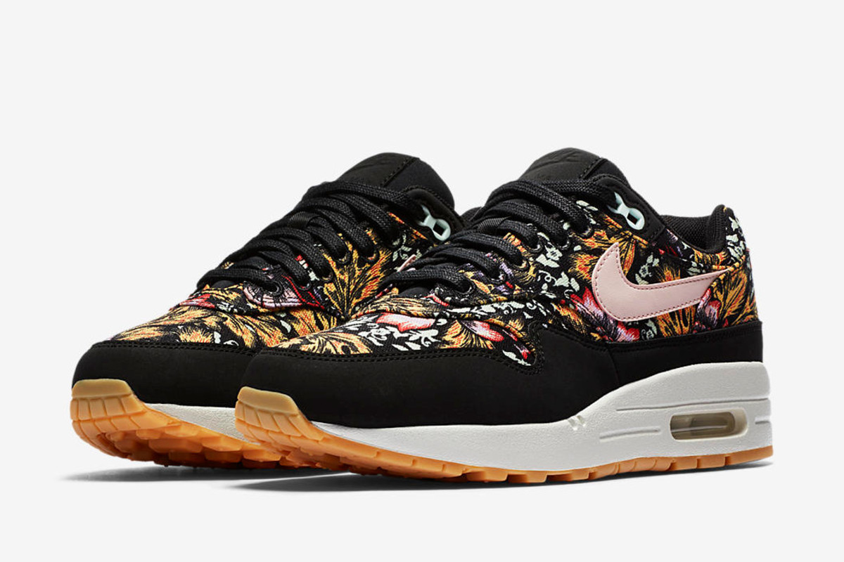The Nike Air Max 1 Goes Floral For Spring Freshness Mag