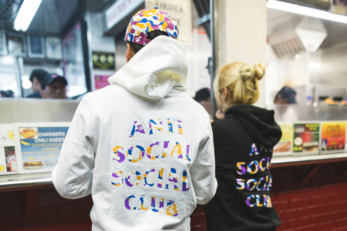 b89846a7 BAPE Is Launching a Capsule in Collaboration With Anti Social Social ...