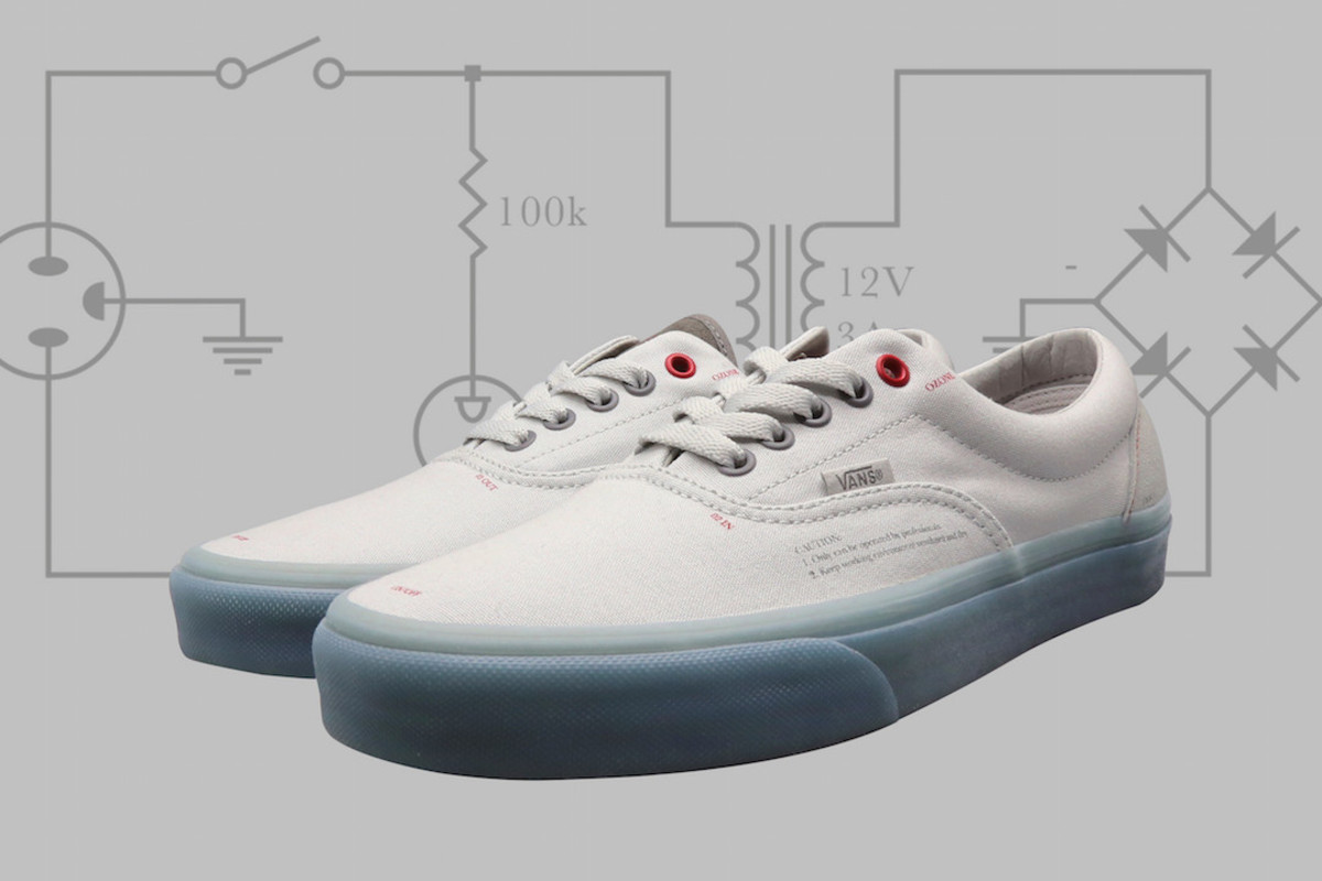 6c9e30242a07 C2H4 Teams Up With Vans on a Limited Ozone-Inspired Sneaker Pack ...