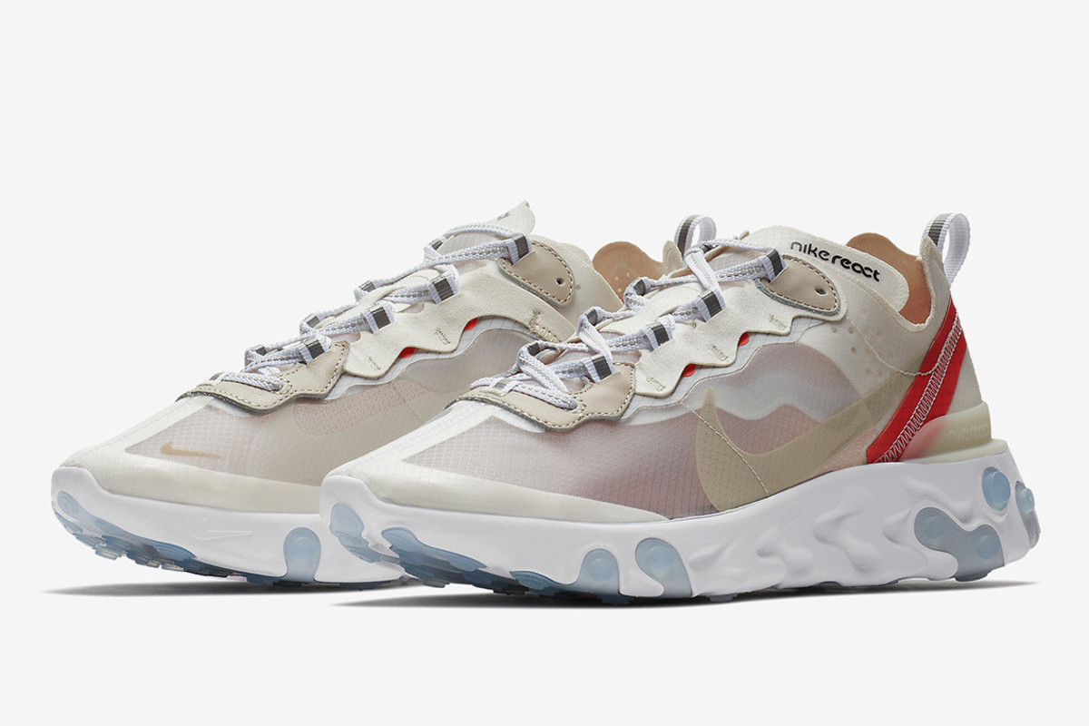 lowest price f12d1 4ba89 The Nike React Element 87 Is Already a Contender for Sneaker of the ...