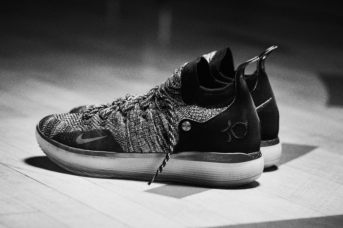 Nike Presents Kevin Durants Latest Signature Shoe, the KD11