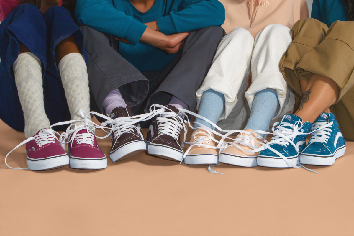 7e91c684c6 Vans  Color Theory Collection Is Inspired by Individual Expression ...