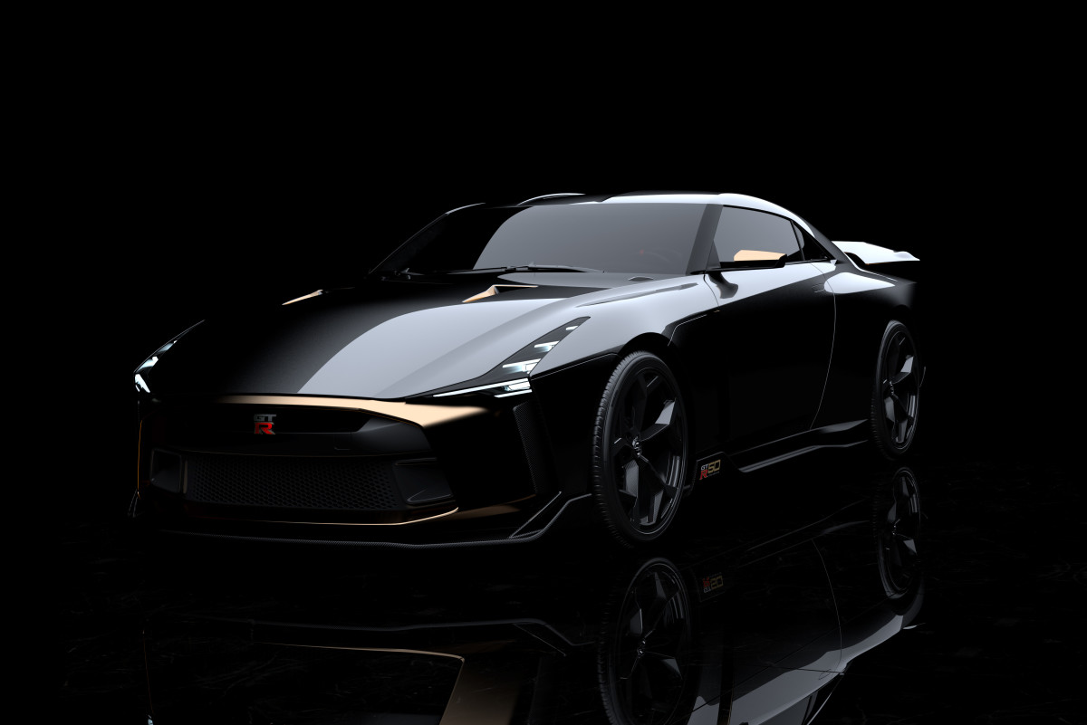 Nissan and Italdesign Debut Their First Ever Collaboration ...