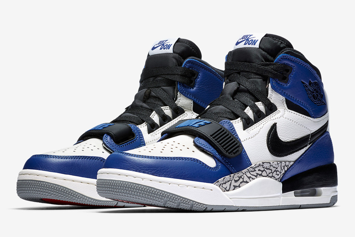 separation shoes 983a5 662ca Don C s Jordan Legacy 312 Is Launching in